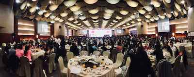 China Star Light Charity Foundation Banquet PA Rental