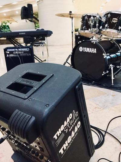 Fusion Band SIU2 Pacific Place PA Musical Instrument Rental