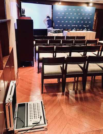 Citi Private Bank Mid-Year Global Outlook Media Briefing PA Rental